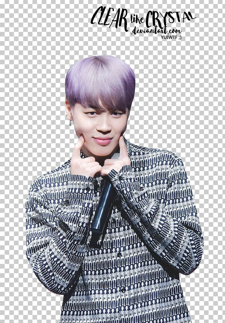 Jimin Bts Wings Purple Hair Png Clipart 21st Century Girls Bts