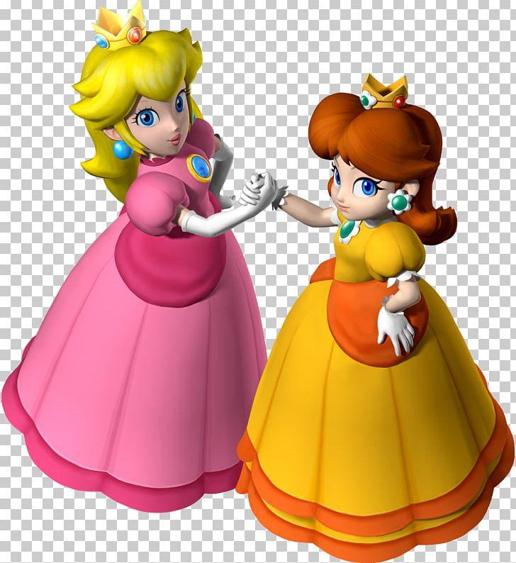 Princess Daisy Princess Peach Super Mario Land Mario Bros Png Clipart Daisy Doll Fictional Character Figurine