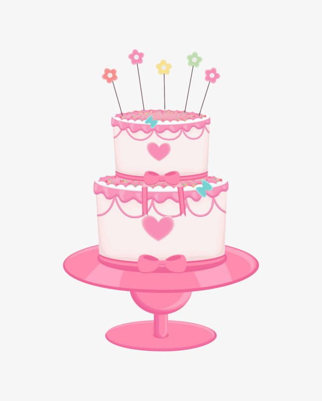 Stupendous Pink Cake Png Clipart Birthday Birthday Cake Cake Cake Personalised Birthday Cards Bromeletsinfo