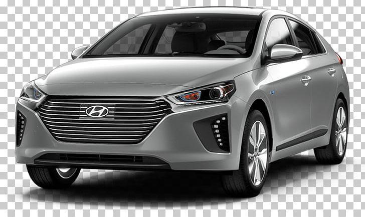 2017 Hyundai Ioniq Hybrid 2018 Ev Electric Vehicle Png Clipart