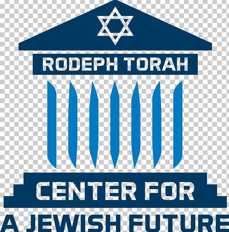 Logo Organization Temple In Jerusalem Judaism Brand PNG, Clipart, Area, Banner, Blue, Brand, Jewish Education Free PNG Download