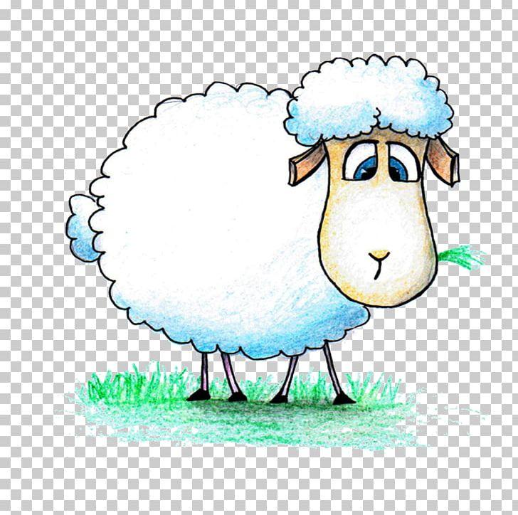 Sheep eid. Paper goat al adha