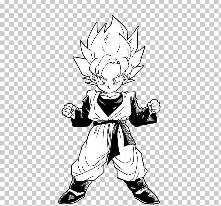 Goten Trunks Vegeta Goku Gohan Png Clipart Arm Artwork