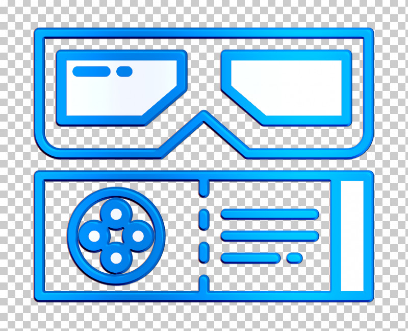 3d Movie Icon 3d Film Icon Movie  Film Icon PNG, Clipart, 3d Film Icon, 3d Movie Icon, Electric Blue, Line, Movie Film Icon Free PNG Download