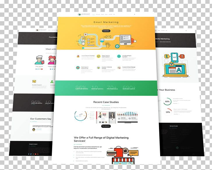 Responsive Web Design Template Search Engine Optimization WordPress Bootstrap PNG, Clipart, Blog, Bootstrap, Brand, Communication, ...