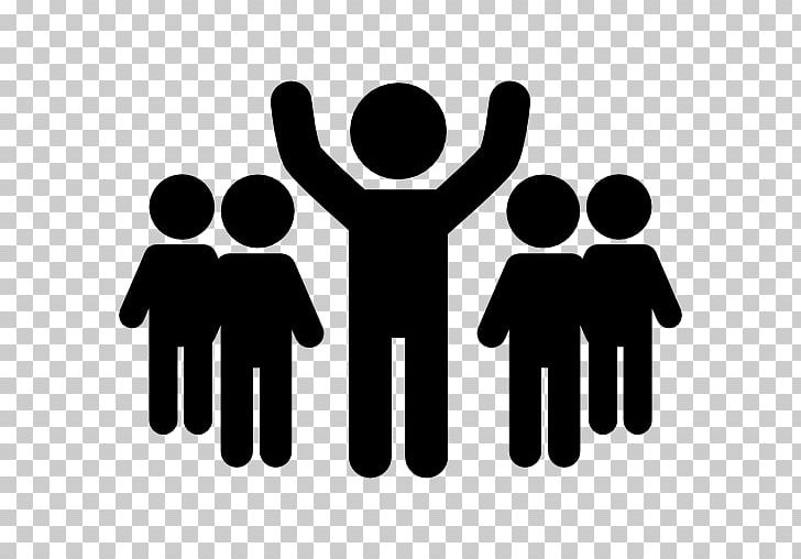 Leadership Team Leader Computer Icons Organization Png Clipart Black Black And White Brand Business Communication Free