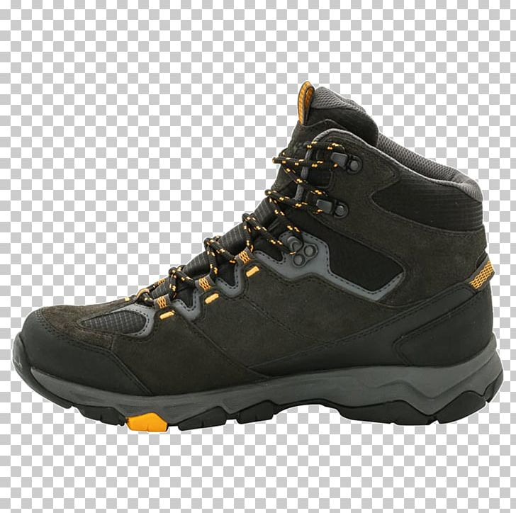 Hiking Boot Jack Wolfskin Shoe Footwear Png Clipart Attack Black