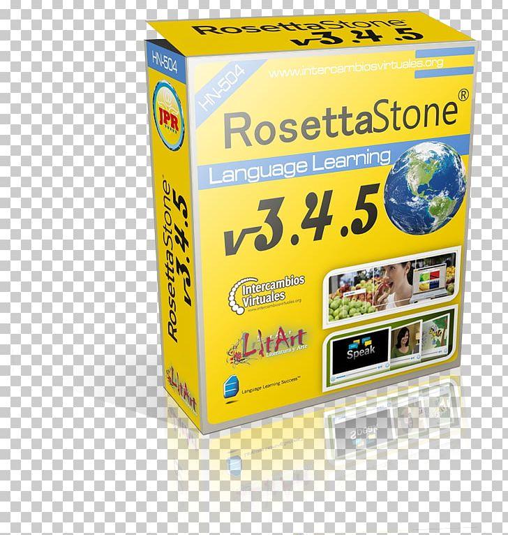 Rosetta Stone Computer Software Learning Language