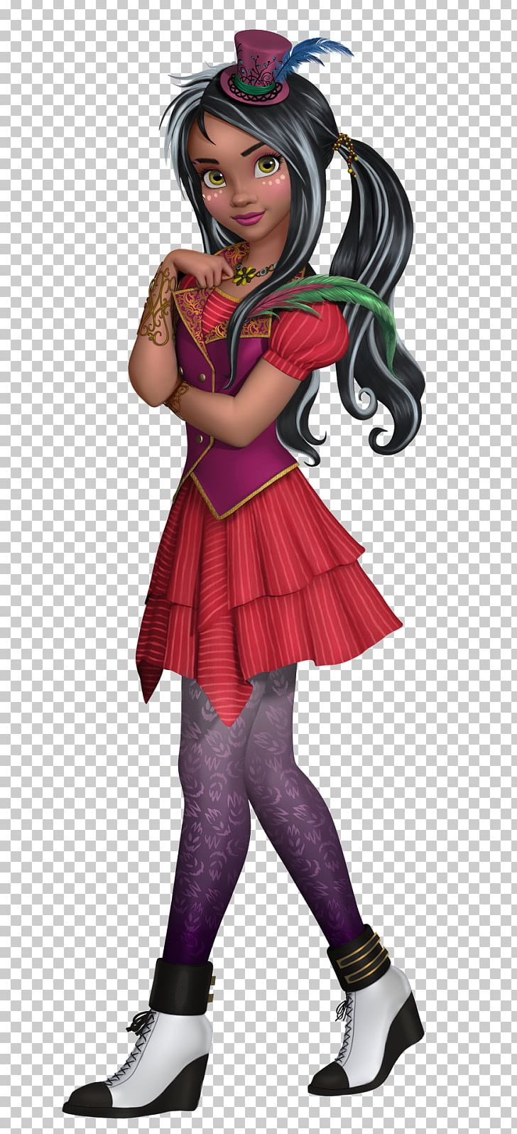 China Anne McClain Descendants: Wicked World Mal Dr