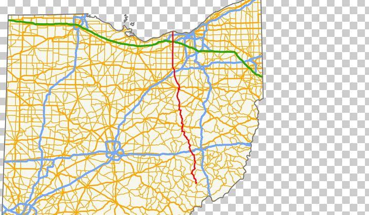 Ohio State Route 83 Ohio Turnpike Ohio State Route 175 Interstate 75