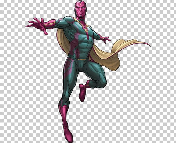Vision Marvel Heroes 2016 Edwin Jarvis Superhero Ultron Png Clipart