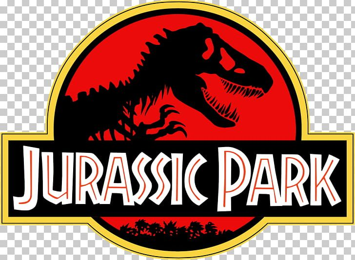 Jurassic Park: The Game Logo PNG, Clipart, Area, Brand, Dinosaur, Encapsulated Postscript, Fantasy Free PNG Download