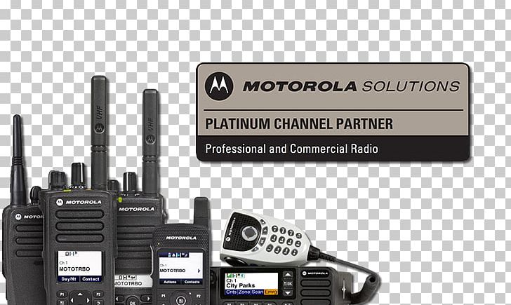 Motorola Solutions Two-way Radio Walkie-talkie Electronics