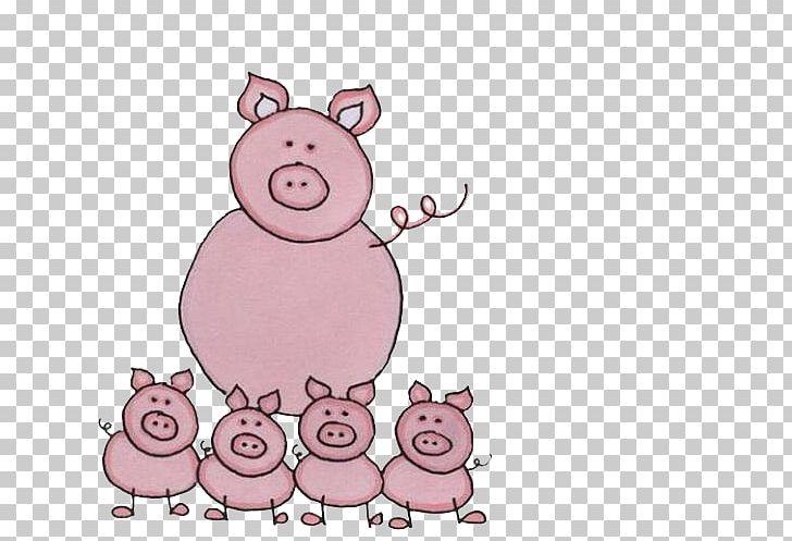 Domestic Pig Mummy Pig Peppa Pig Wedding Invitation Birthday PNG