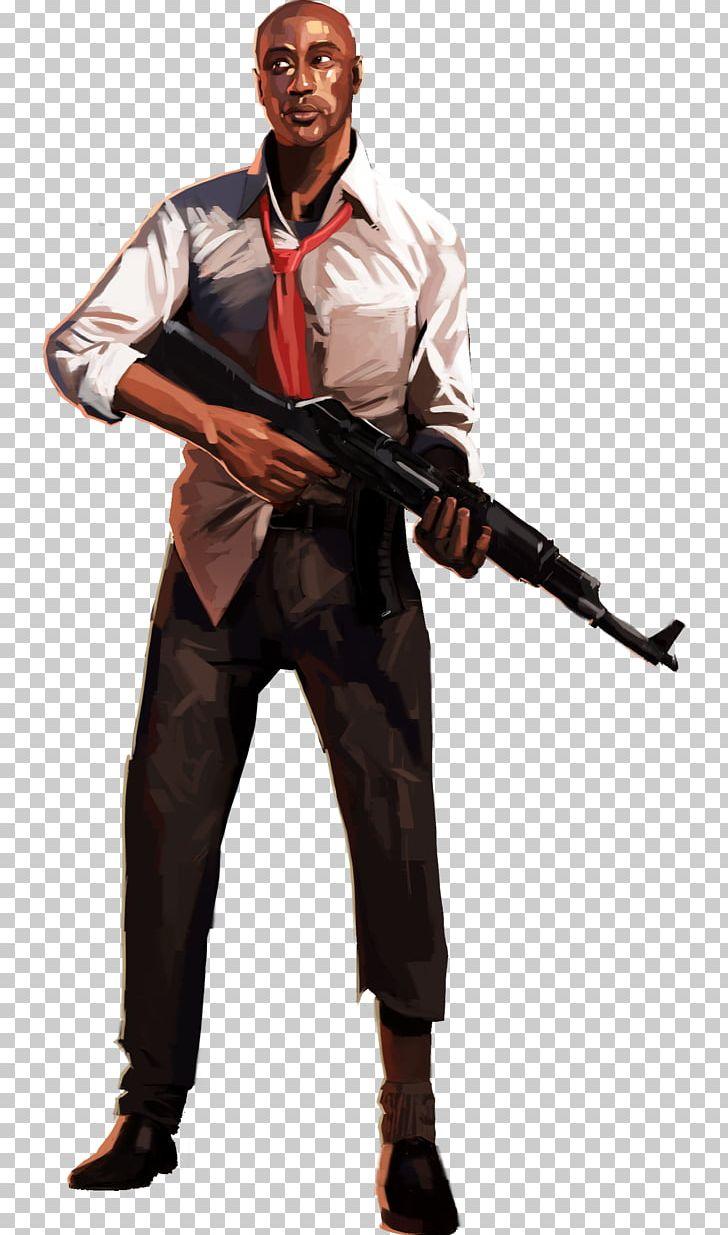 Left 4 Dead 2 Xbox 360 Clint Barton Afro Samurai PNG, Clipart