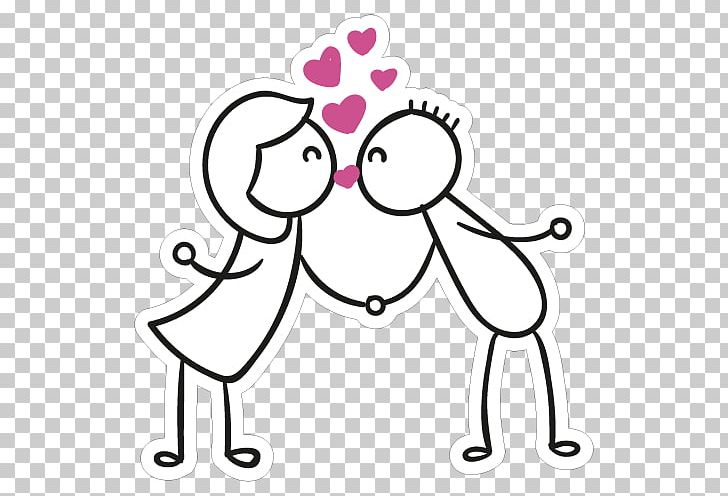 Sticker Romance Love Intimate Relationship Decal Png