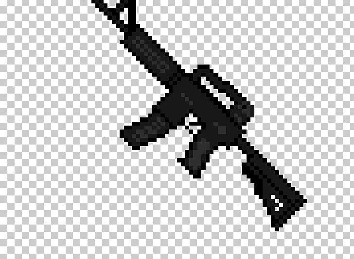Call Of Duty: Modern Warfare 3 M4 Carbine Guns For MW3 Gun
