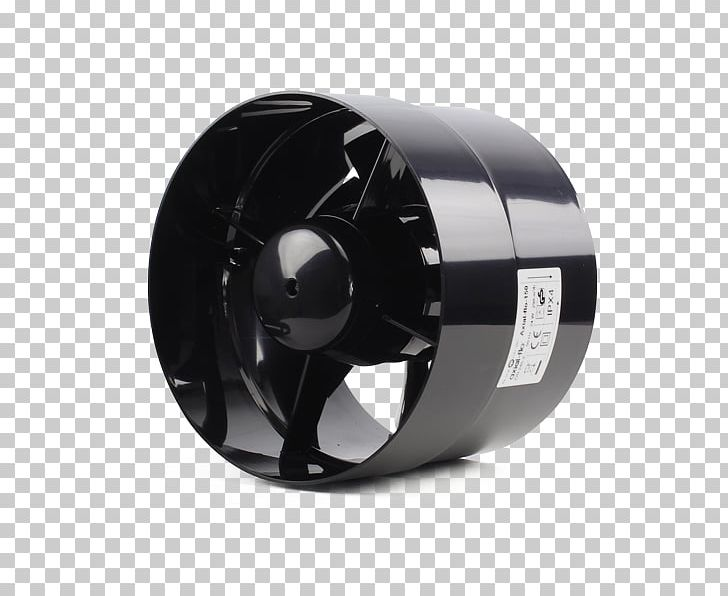 Helical Air Extractor Fan Grow Box Mass Flow Rate Axial