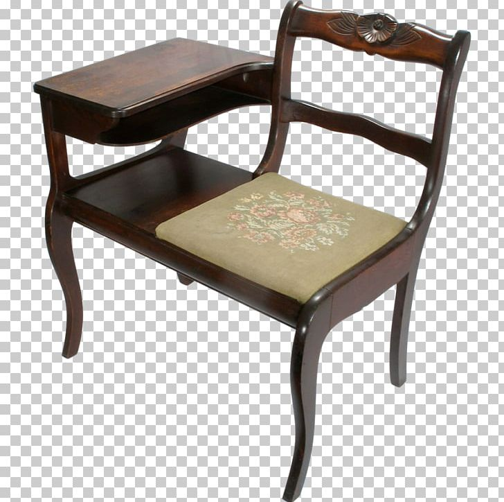 Table Gossip Bench Furniture Telephone Desk Png Clipart