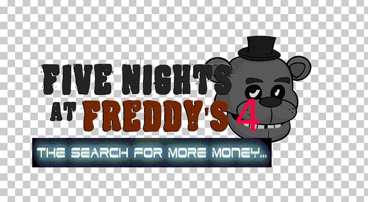 Five Nights At Freddy S Wallet Logo Brand Font Png Clipart Free Png Download