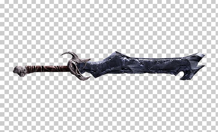 Weapon Obsidian Sword Macuahuitl Infinity Blade PNG, Clipart