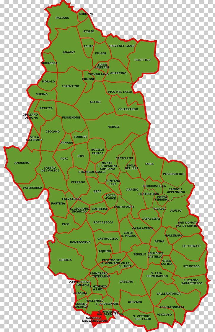 Map Of Provinces In Italy.Cominium San Donato Val Di Comino Provinces Of Italy Map Land Lot
