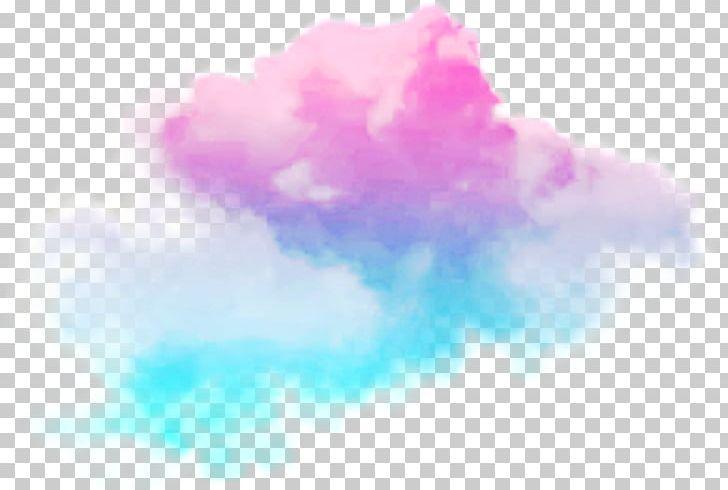 Cloud color. Light sticker sky png