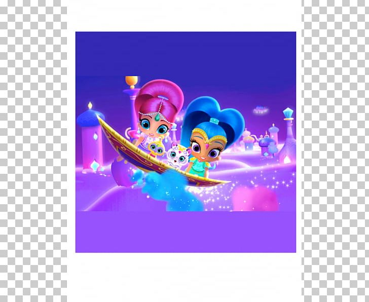 Nickelodeon Shimmer And Shine Magical Genie Games For Kids