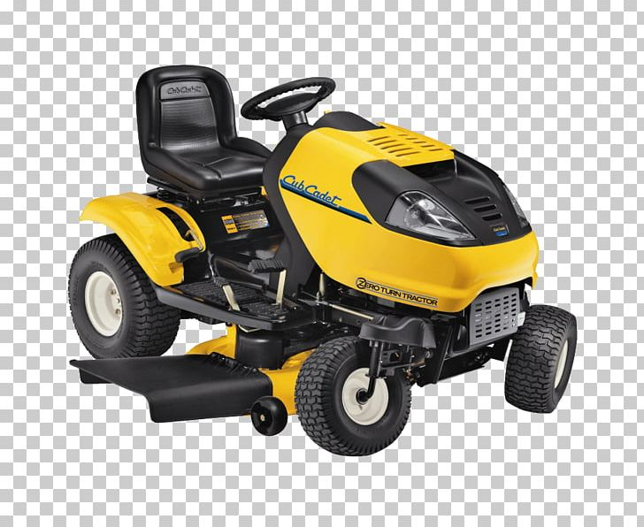 Zero-turn Mower Lawn Mowers Riding Mower Cub Cadet Tractor PNG