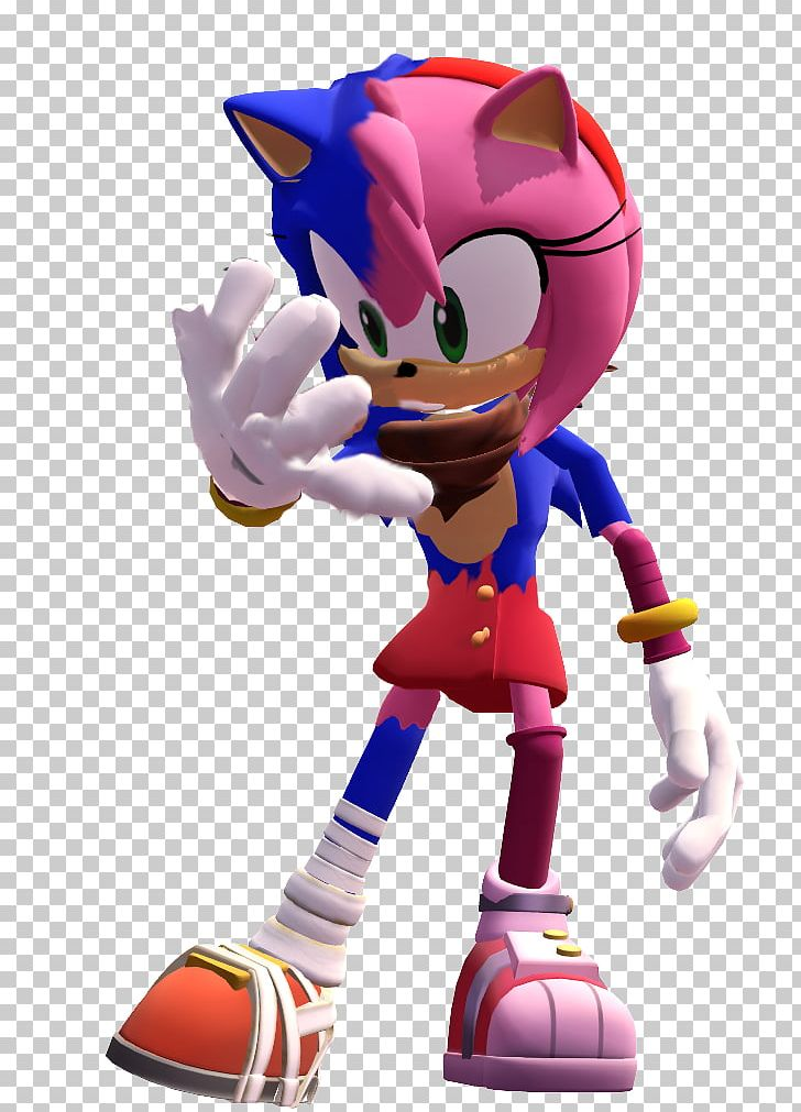 Amy Rose Sonic Boom Rise Of Lyric Tails Sega Blaze The Cat Png Clipart Action Figure