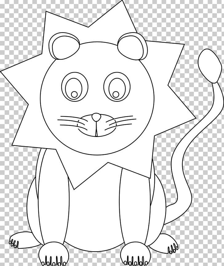 Lionhead Rabbit Cougar Coloring Book Roar PNG, Clipart, Angle, Animals, Black, Carnivoran, Cartoon Free PNG Download