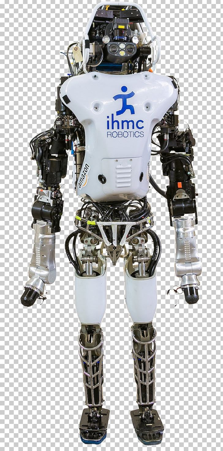 Atlas DARPA Robotics Challenge Institute For Human And Machine