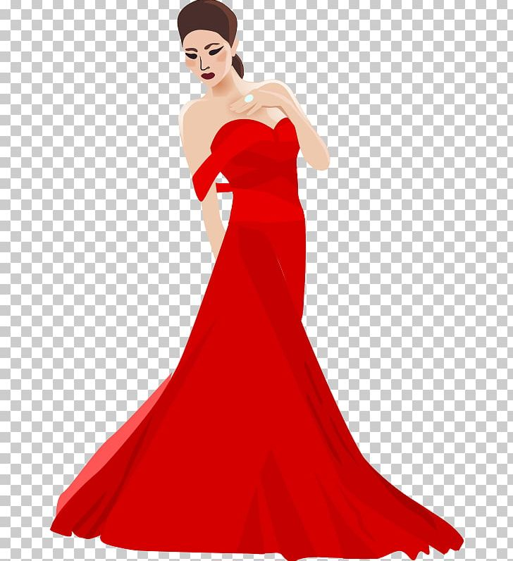 Dress Evening Gown Png Clipart Ball Gown Beauty Clip Art Clothing Cocktail Dress Free Png Download