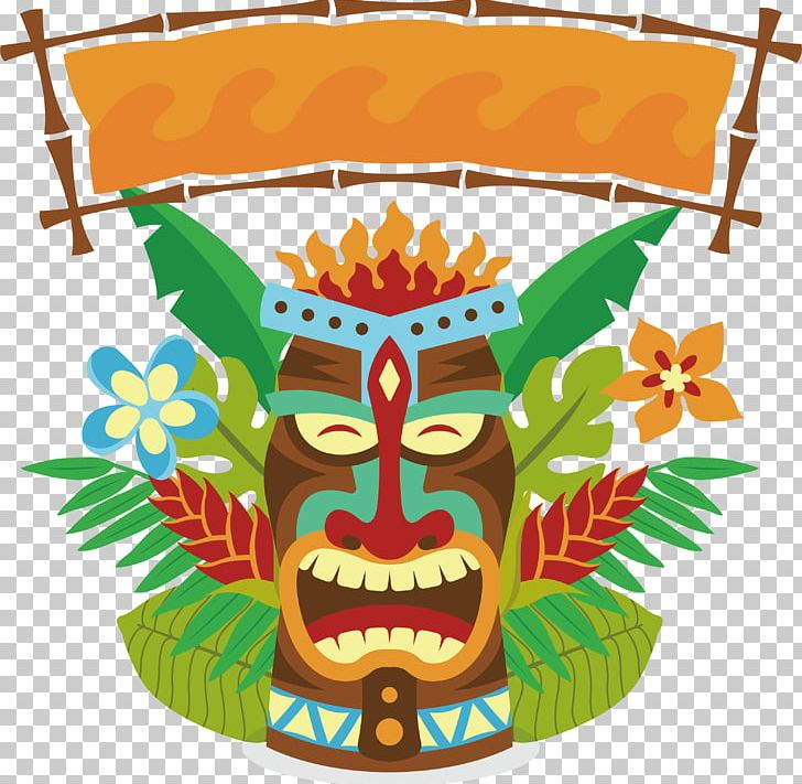 Tiki Mask PNG, Clipart, Art, Box, Box Vector, Encapsulated Postscript, Fictional Character Free PNG Download