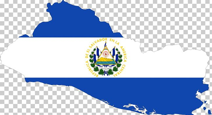 Flag Of El Salvador Map Png Clipart Brand Coat Of Arms Of