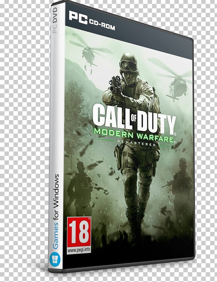 call of duty 4 on windows 10