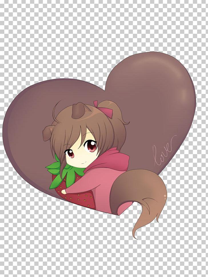Mammal Cartoon Ear Legendary Creature PNG, Clipart, Anime, Cartoon, Ear, Fictional Character, Heart Free PNG Download