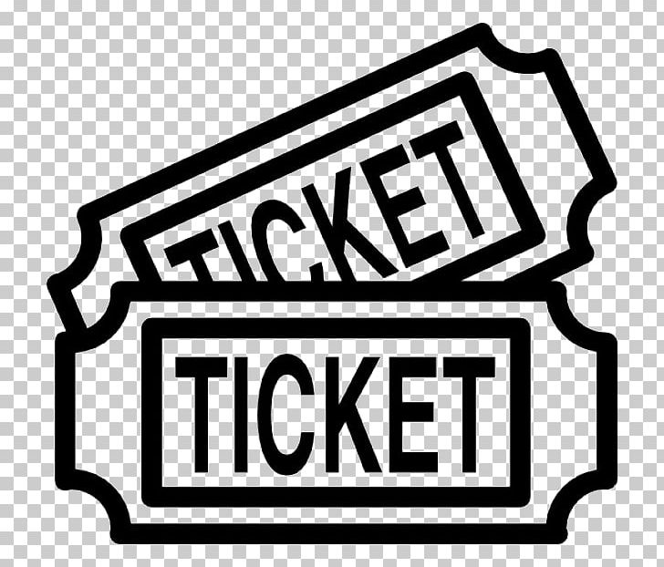 Ticket Computer Icons Cinema Fox Theatre PNG, Clipart, Area, Black And White, Brand, Cinema, Computer Icons Free PNG Download
