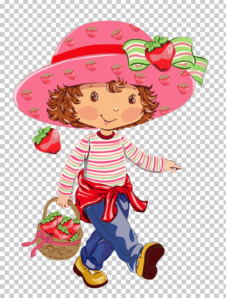 Strawberry Shortcake Pictures Cartoon