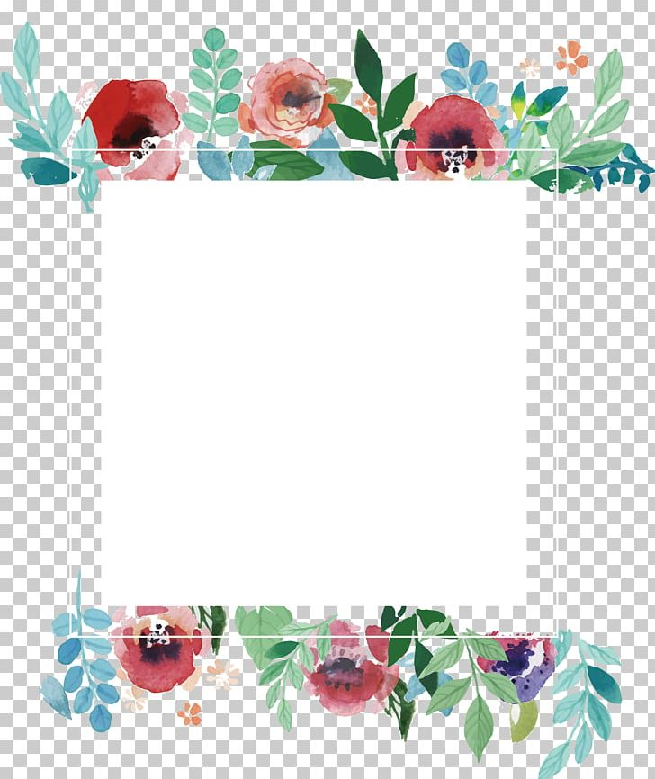 Wedding Invitation Flower Frame PNG, Clipart, Border Frame, Border Frames, Cut Flowers, Encapsulated Postscript, Floristry Free PNG Download