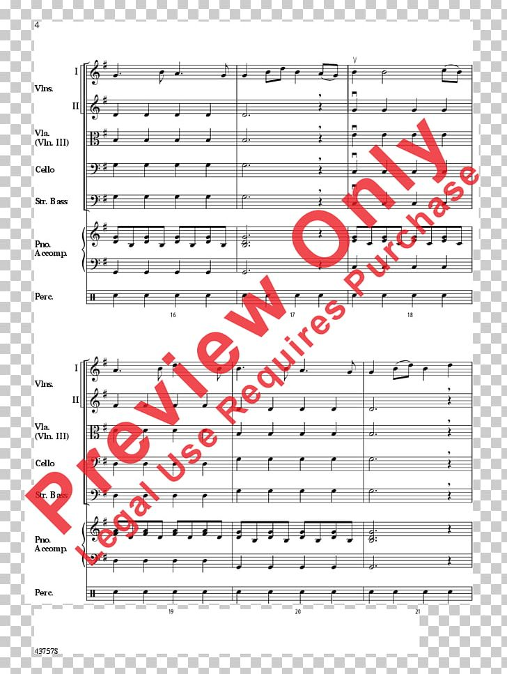 Sheet Music Plus Sandstorm Orchestra Png Clipart Angle Area