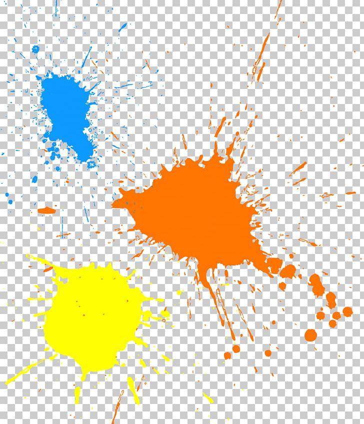 Paint Splash Ink Brush PNG, Clipart, Adobe Illustrator, Area, Art, Bright, Brush Free PNG Download