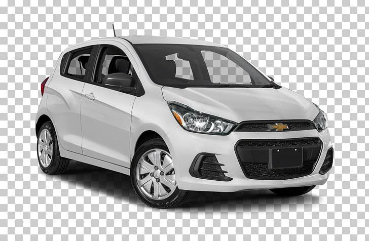 2018 Chevrolet Spark Ls Cvt Hatchback Car 2017