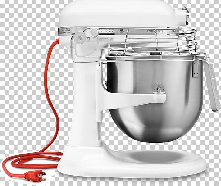 KitchenAid 7 Qt. Commercial Stand Mixer KSM7990WH Blender ...