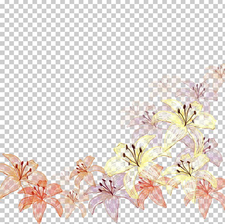 Floral Design Textile Cut Flowers Pattern PNG, Clipart, Art, Blossom, Christmas Decoration, Cut Flowers, Decoration Free PNG Download