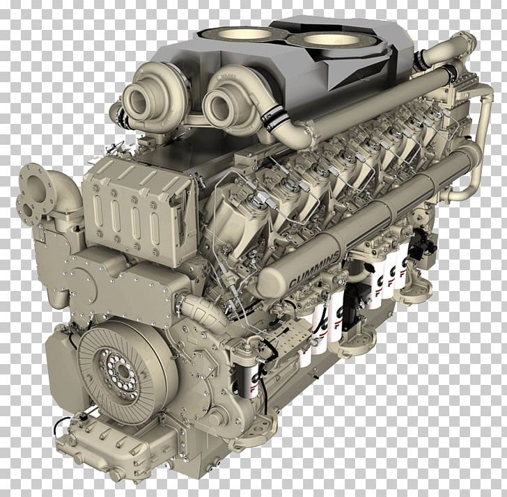 Car Diesel Engine Cummins Marine Propulsion Diesel Fuel PNG
