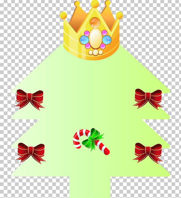 Christmas Tree Crown Green PNG, Clipart, Christmas, Christmas Decoration, Christmas Frame, Christmas Lights, Christmas Tree Free PNG Download
