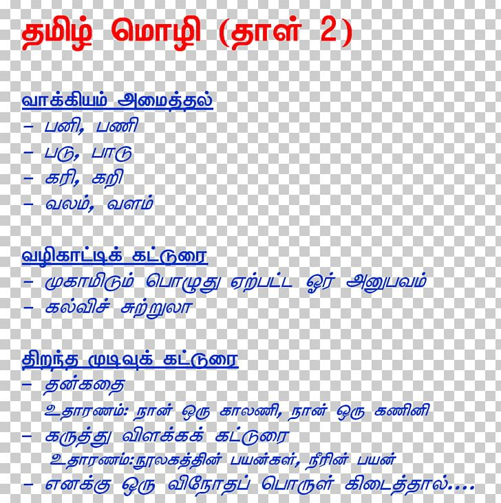 Tamil Essay Malaysian English PNG, Clipart, Academic