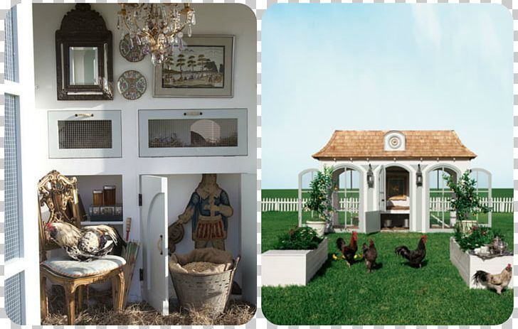 Silkie Chicken Coop Farm House Neiman Marcus Png Clipart