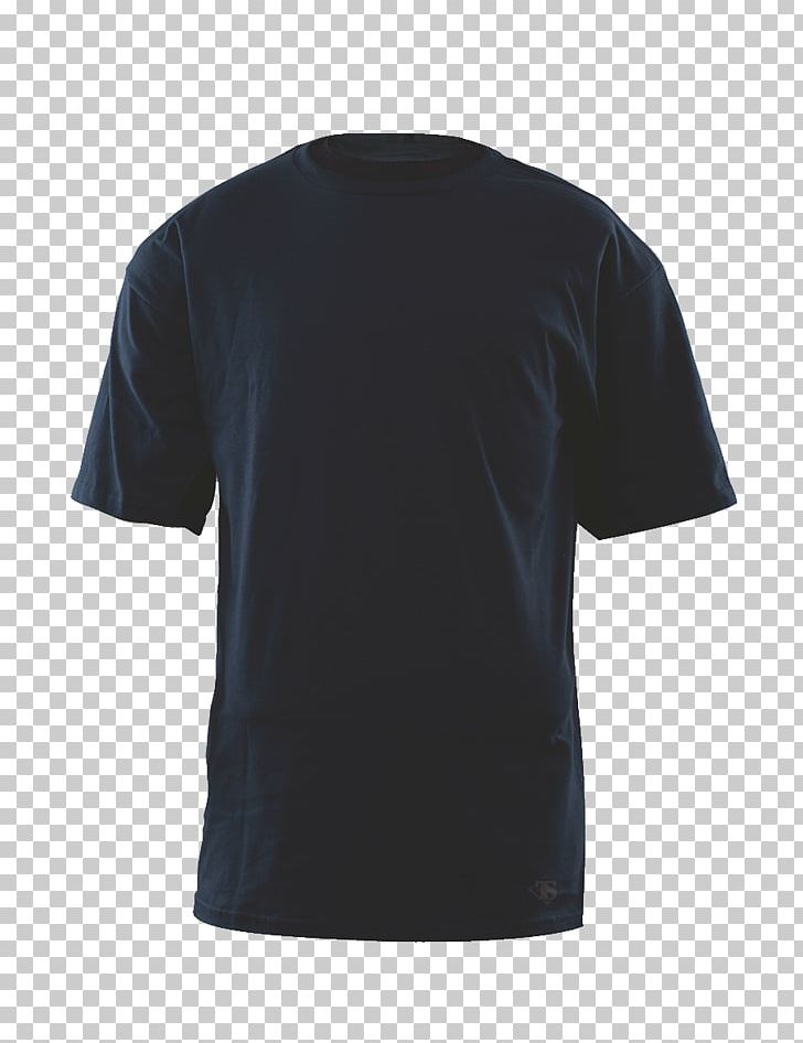 T-shirt Sleeve Sportswear Clothing PNG, Clipart, Active Shirt, Angle, Black, Clothing, Crew Neck Free PNG Download